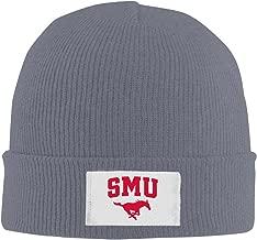 Creamfly Adult Southern SMU Mascot Methodist University Wool Watch Cap