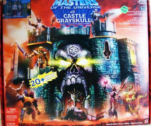 Masters del Universo Castillo de Grayskull B3224-0