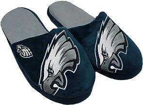 X-Large FC Philadelphia Eagles Womens Stripe Logo Slippers