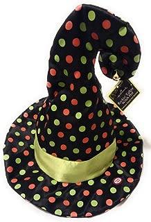 Hallmark Halloween HGN5015 Rockin' Talkin' Witch's Hat