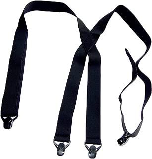 wearing suspenders under your shirt
