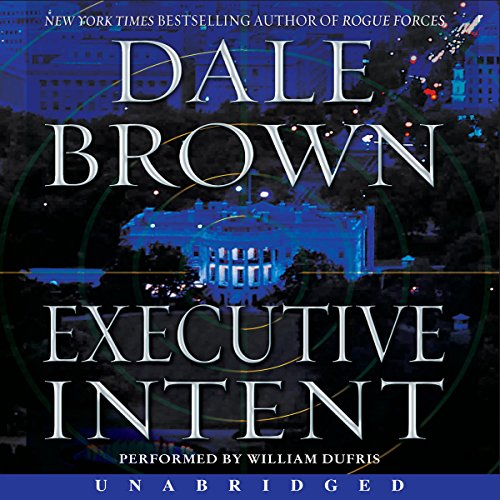 Executive Intent audiobook cover art