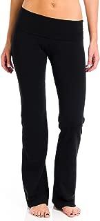 Rolldown Boot Leg Yoga Pants