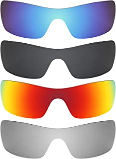 Revant Replacement Lenses for Oakley Batwolf 4 Pair Combo Pack K018