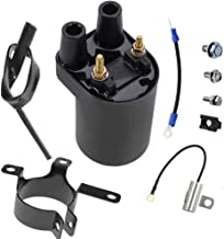 NEW 166-0772 Carbhub Ignition Coil for Onan Points Models BF B43 B48 NHC CCK Replaces OE#166-0804 166-0648 Engine