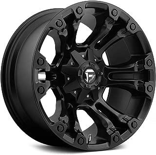Fuel D560 Vapor 18x9 5x114.3/5x127 -12mm Matte Black Wheel Rim