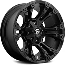 FUEL Vapor BD -Matte BLK Wheel with Painted (20 x 9. inches /5 x 150 mm, 35 mm Offset)