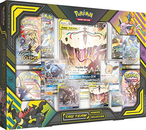Pokemon TCG: TAG Team Powers Collection Featuring Espeon & Deoxys-GX
