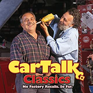Car Talk Classics: No Factory Recalls. So Far. cover art