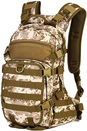 ATLD Sac à Dos De Randonnée Sac De Voyage D'épaule en Plein Air pour Sac De Sport D'épaule Sac De Camouflage Multifonctionnel Unisexe