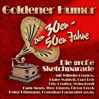 Goldener Humor der 30er - 50er Jahre Titelbild