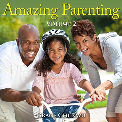 Amazing Parenting cover art