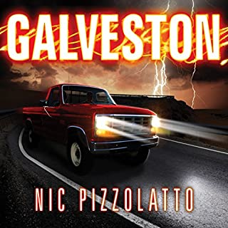 Galveston audiobook cover art