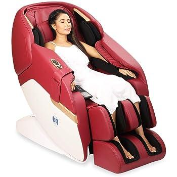 JSB MZ08 Smart Urban Zero Gravity Full Body Massage Chair for Home & Office