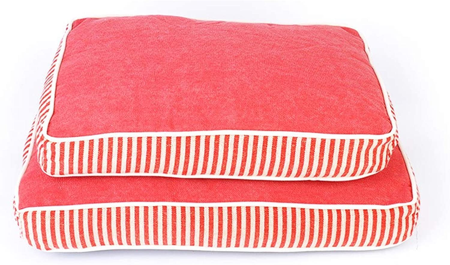 Pack of 2 Pet Dog Beds Autumn and Winter Warm Cotton pad Sleeping mat