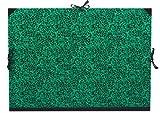 Lefranc Bourgois - Carpeta de dibujo verde con cordón 72x52cm...