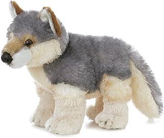 Flopsies - Lobo de Peluche, 31 cm, Color Gris y Blanco (Aurora World 13269)