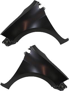 CAPA Fender for TOYOTA COROLLA 2014-2018 RH Steel