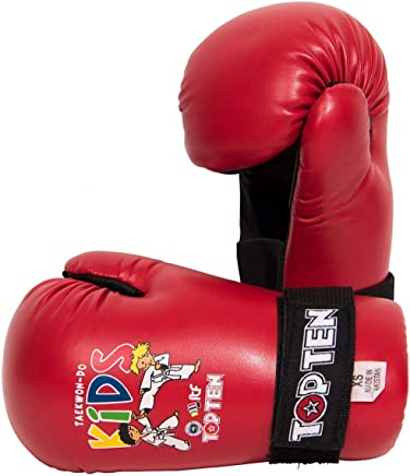 TopTen Fan-Motive Kids Generation ITF Pointfighter Handschuhe Rot B07DP7WNY1     | Neueste Technologie