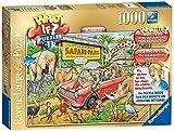 Ravensburger 'What If? No.13 The Safari Park' Jigsaw Puzzle (1000-Piece)
