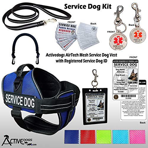Activedogs Service Dog Kit