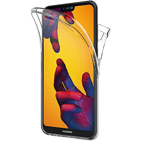Focusor Coque Huawei P20 Lite,【Étanche Antichoc】 360 ...
