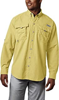 (X-Large, Sunlit) - Columbia Men's Bahama II Long Sleeve Shirt