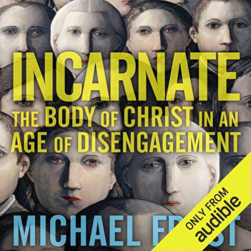 Incarnate audiobook cover art