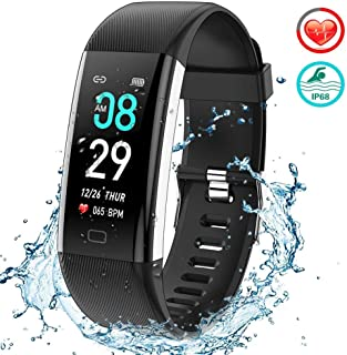 ANCwear Fitness Tracker Watch, F07 Activity Tracker...