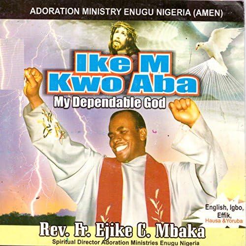 Rev. Fr. Ejike C. Mbaka