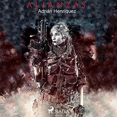 Diseño de la portada del título Alianzas