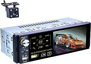 X-REAKO Radio Coche Bluetooth Manos Libres radio 1 din para