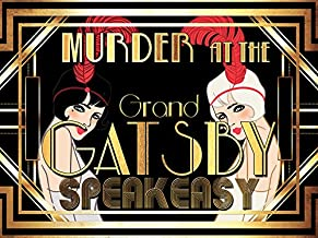 Murder Mystery Party - Murder at 'The Grand Gatsby' Speakeasy by My Mystery Party