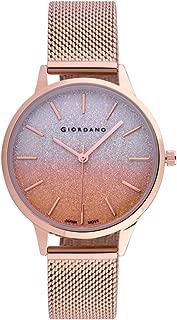 Giordano Analog Multi-Colour Dial Women's Watch-C2198-04