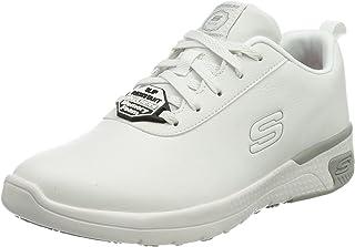 Skechers Marsing Gmina, Zapatos para Servicio de Alimentos Mujer