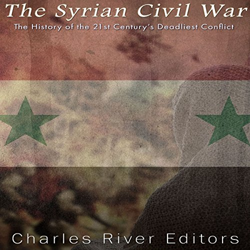 The Syrian Civil War audiobook cover art