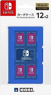 【Nintendo Switch适用】卡槽12+2 for Nintendo Switch 蓝色