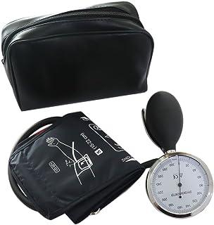 Manual Blood Pressure Cuff, Single Tube Cuff with Pressure Gauge and Inflation Bulb (Pediatric)