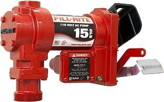 Fill-Rite FR604G 115V 15 GPM (57 LPM) Fuel Transfer Pump (Pump Only)