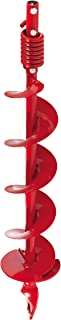 Earthquake EA6F Earth Auger, 6 INCH Diameter, 6-Inch, Red