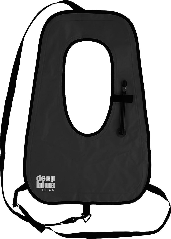Deep bluee Gear Snorkel Vest, Adult