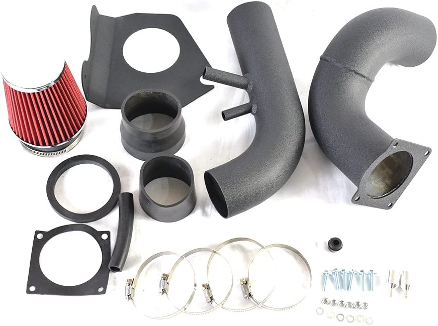 TRIL GEAR Superlatite Cold Air Intake Kit Heat Filter Compatible with Max 50% OFF Shield