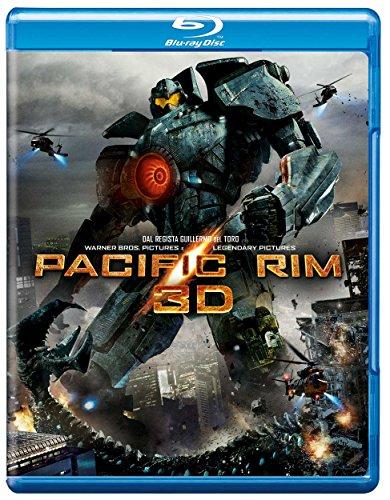 Pacific Rim (3D) (Blu-Ray 3D);Pacific Rim Blu-ray