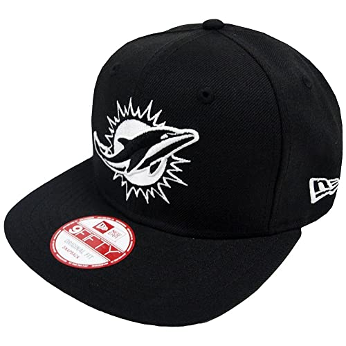 New Era Black White Logo Snapback Cap 9fifty e34063625af1