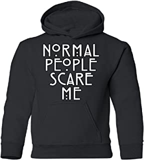Normal People Scare Me Youth Hoodie TV Series Fan Cool Sweatshirt