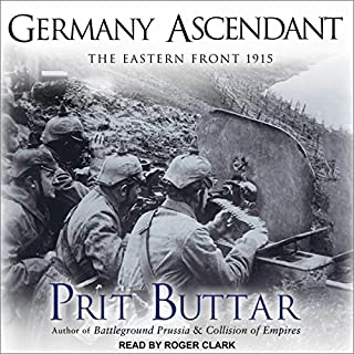 Germany Ascendant: The Eastern Front 1915 cover art