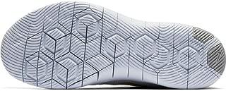 Men's Flex Contact Running Shoes (5 M US, Wolf Grey/Metallic Rose Gold)