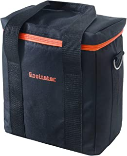 ENGINSTAR Carrying Case Storage Box Travel Business Bag Shockproof Universal Compatible for Portable Power Station, Picnic...