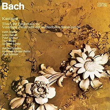 Bach: Tönet, ihr Pauken! Erschallet, Trompeten - Vereinigte Zwietracht der wechselnden Saiten