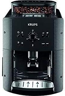 Krups Ekspres do kawy EA 810B, 1,7 l, kolor czarny, w pełni automatyczny ekspres do kawy, wolnostojący, zintegrowany mecha...
